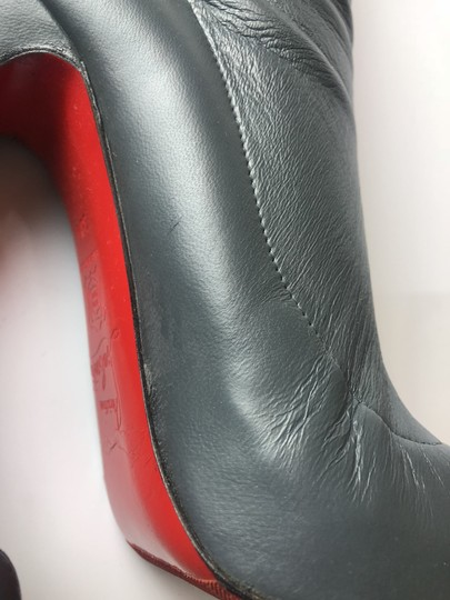 Christian Louboutin gray Boots Image 10