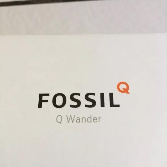 Fossil Fossil Q Wander Rose Gold Stainless Steel Touchscreen Smartwatch Image 7