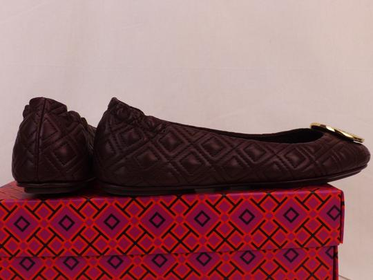 Tory Burch Red Flats Image 8