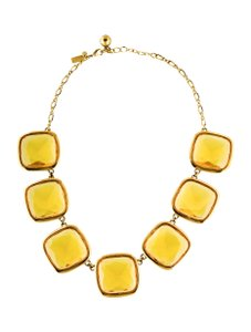 Kate Spade Kate Spade Big Time Citron Necklace NWT