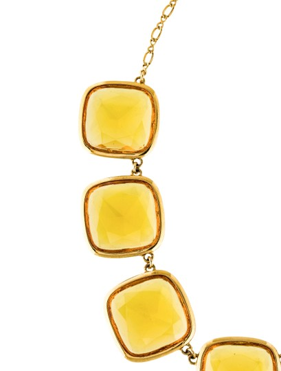 Kate Spade Kate Spade Big Time Citron Necklace NWT Image 2