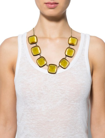 Kate Spade Kate Spade Big Time Citron Necklace NWT Image 3