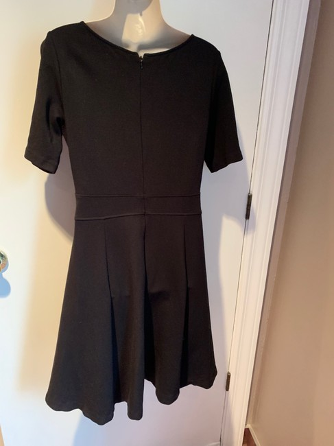 J.Crew Knit Short Sleeve Fit And Flare Dress Image 4