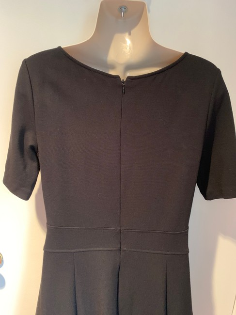 J.Crew Knit Short Sleeve Fit And Flare Dress Image 5