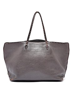 Fendi Selleria Classic Tote in Brown