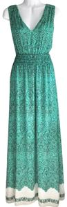 green Maxi Dress by Max Studio