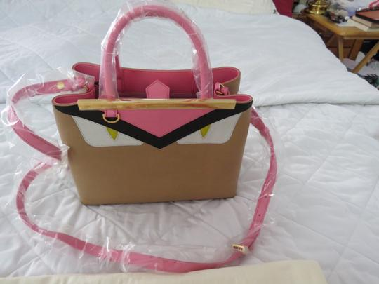 Fendi Tote in Tan Image 1