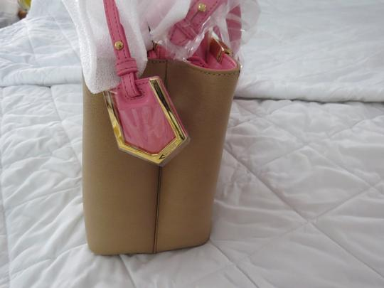 Fendi Tote in Tan Image 3