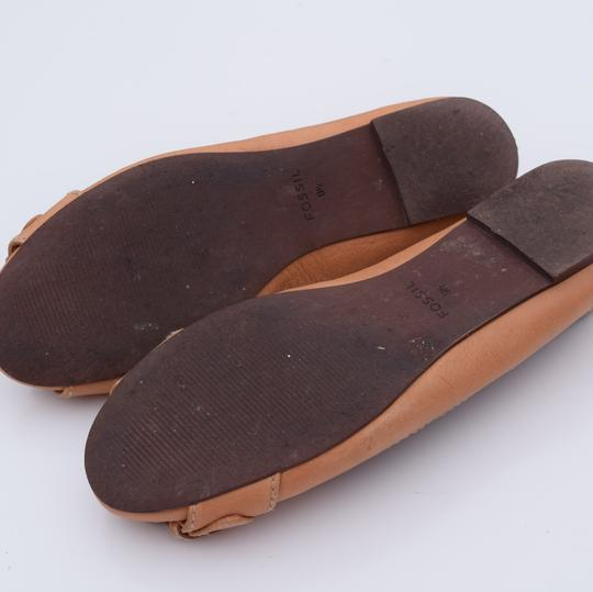 Fossil light tan Flats Image 6
