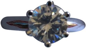 Jared natural 2.0 TCW diamond solitaire ring
