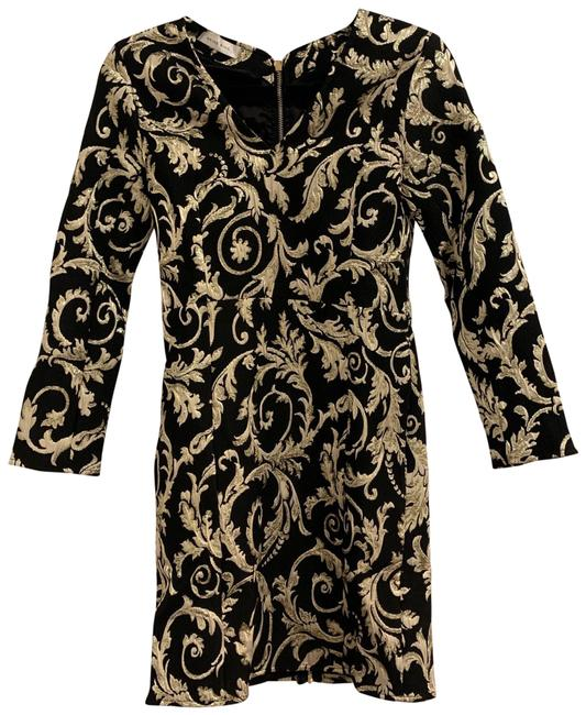 Preload https://img-static.tradesy.com/item/24503713/anine-bing-brocade-in-black-and-gold-mid-length-cocktail-dress-size-2-xs-0-1-650-650.jpg