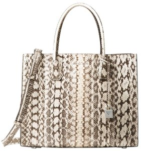 Michael Kors Snake 30h7sm9t3l Tote in Natural