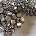 Ily Statement Crystal Flower Necklace Image 1