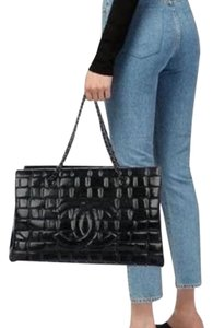 Chanel Gst Xl Jumbo Cc Tote