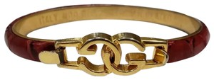 Gucci 24K Gold Plated GG