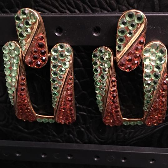 Other Rhinestone clip on earrings Image 2