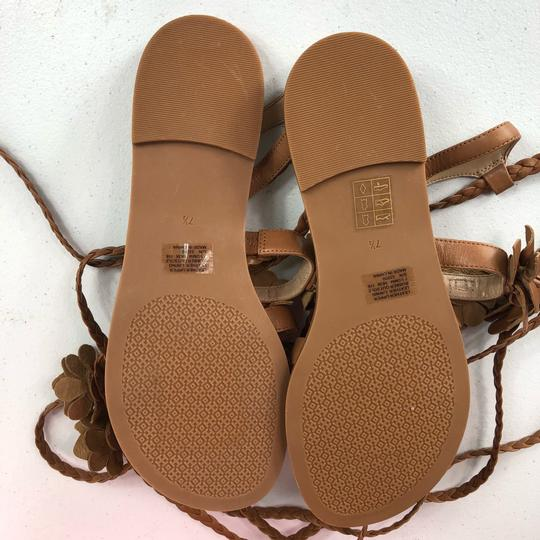Tory Burch Brown Sandals Image 10