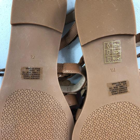 Tory Burch Brown Sandals Image 11