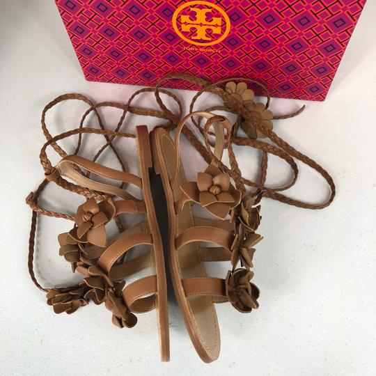 Tory Burch Brown Sandals Image 8