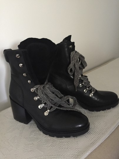 Kendall + Kylie Black Boots Image 5