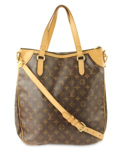 Louis Vuitton Lv Odeon Canvas Monogram Gm Cross Body Bag