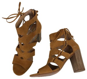 Linea Paolo Brown Sandals