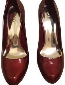 BCBGMAXAZRIA Red Pumps