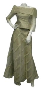 Green Maxi Dress by Chetta B