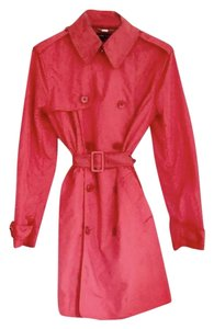 Ralph Lauren Collection Belted Jackie Trench Coat