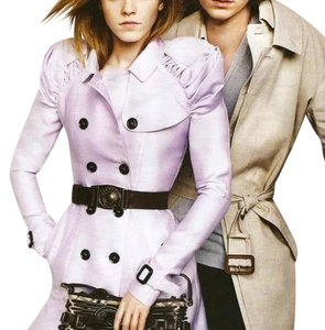 Burberry Prorsum lilac suit 2010 Emma Watson collection