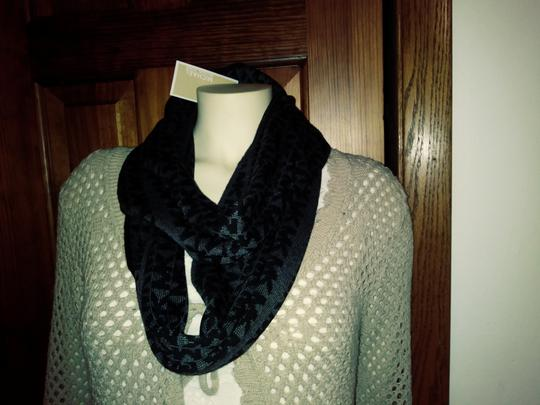 Michael Kors MK Infinity Scarf and Knit Hat Image 2