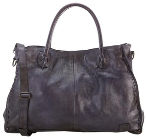 Bed Stü Tote in Brown