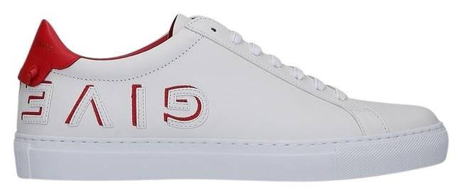 Item - Red Star Leather Low Top Skate Sneakers Size EU 37.5 (Approx. US 7.5) Regular (M, B)