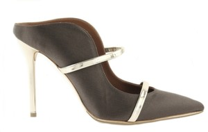 Malone Souliers Brown Pumps