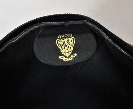 Gucci Vintage Gucci GG Monogram Make-up Cosmetic Bag/Clutch Image 1