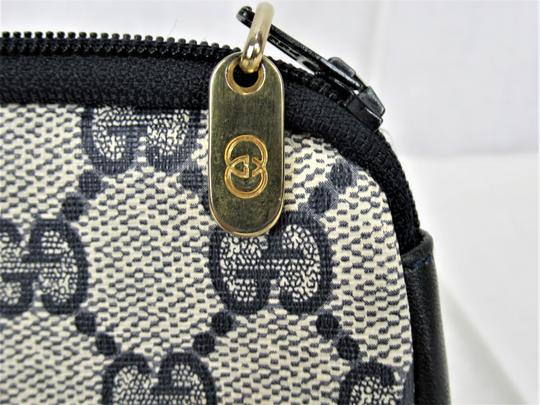 Gucci Vintage Gucci GG Monogram Make-up Cosmetic Bag/Clutch Image 4