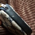 Gucci Vintage Gucci GG Monogram Make-up Cosmetic Bag/Clutch Image 6
