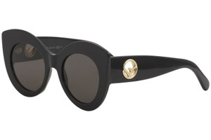 Fendi NEW Fendi 0306S Black F is Fendi Oversized Cat Eye Sunglasses