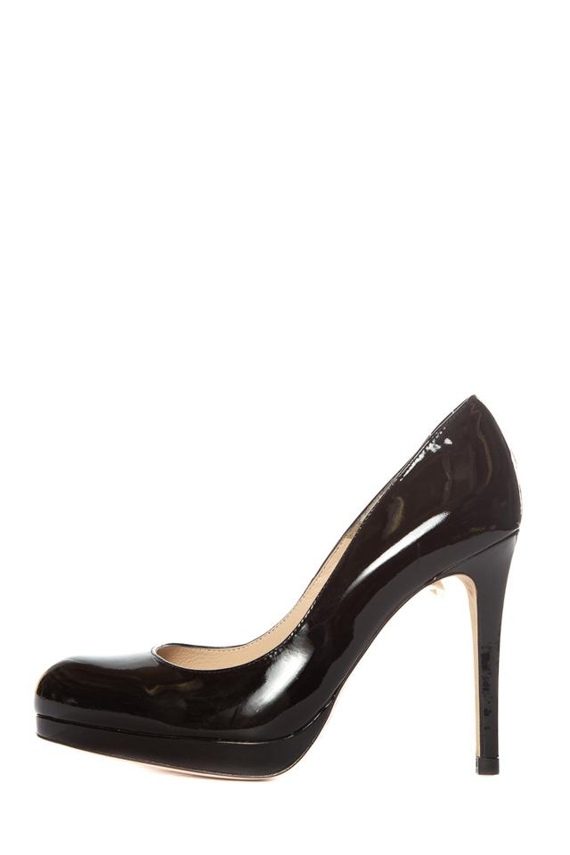 9b8e12a52077 L.K. Bennett Black Patent Leather Pumps Size EU 39 (Approx. US 9 ...