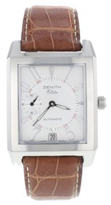 Zenith Zenith Elite Port Royal V 01.0250.684 Date Stainless Steel Automatic Men's Watch