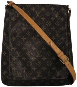 Louis Vuitton Lv Musette Salsa Monogram Shoulder Cross Body Bag