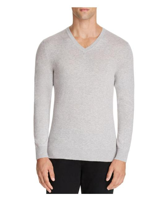Preload https://img-static.tradesy.com/item/24507162/burberry-men-randolf-v-neck-pale-grey-melange-sweater-0-0-650-650.jpg