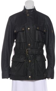Belstaff Belt Coated Field Trench Coat