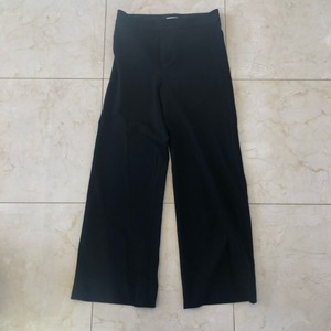 Vince Wide Leg Pants Black