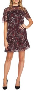 CeCe by Cynthia Steffe short dress Floral Shift on Tradesy