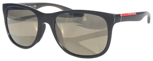 Prada New with Mirrored Lens SPS 03O NAS1C0 Free 3 Day Shipping