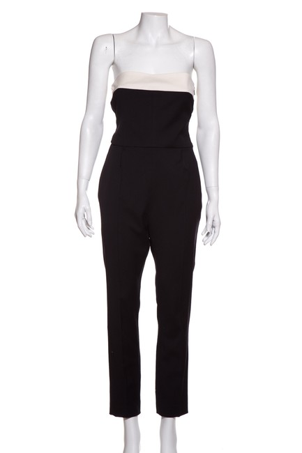 Preload https://img-static.tradesy.com/item/24507996/valentino-black-and-white-strapless-bow-detail-slim-cut-romperjumpsuit-0-0-650-650.jpg