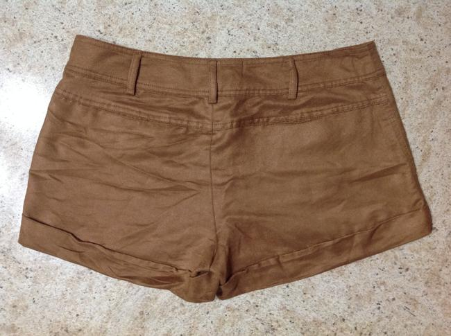 Forever 21 Mini/Short Shorts Brown Image 1