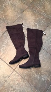 Lane Bryant Brown Boots
