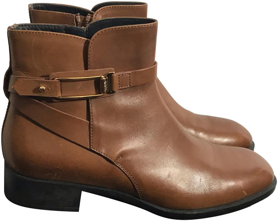 9944638617f Tod s Brown Ankle with Box Boots Booties Size EU 41 (Approx. US 11 ...